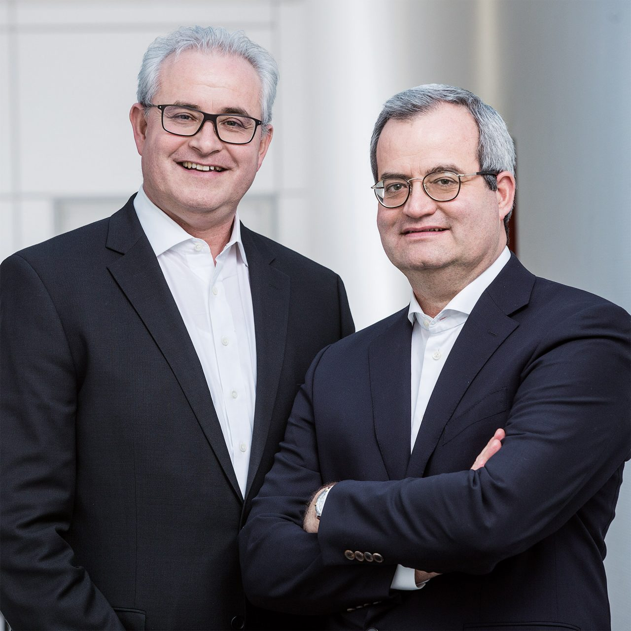 Ralph und Stefan Herrman