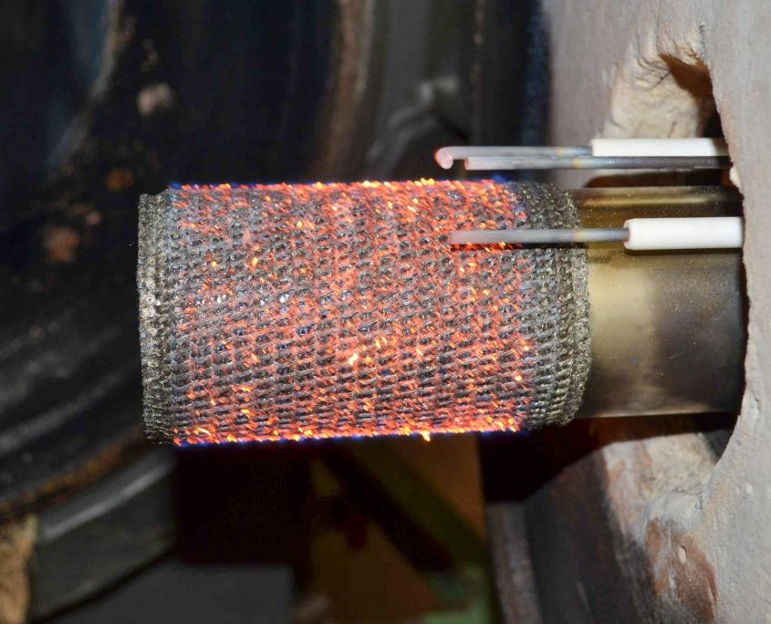 Modulierender Gasbrenner HGM 35 – Die Zukunft